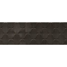 Սալիկ պատի  Curve BlackBrillo 20x60
