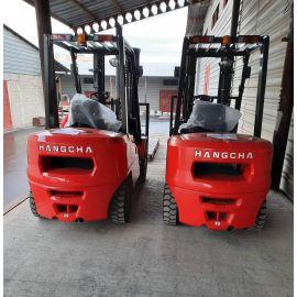 Diesel Forklift CPCD35-XRW55B