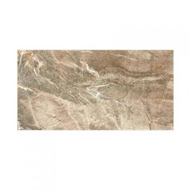 Սալիկ հատակի կերամոգրանիտե 30x60 Fossil Brown Nat.