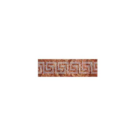 Կարնիզ    7.5x28.5 LIST. FIORDO ROJO