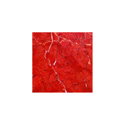 Սալիկ հատակի    43.5x43.5  ALICANTE -PR ROJO