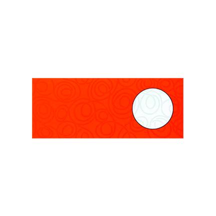 Դեկոր 20x50 Chardonet Naranj-Bco