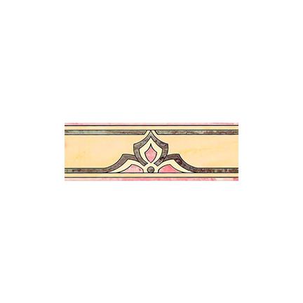 Դեկոր15x40 Tabica Rocco Coral decorado