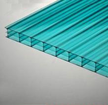 Պոլիկարբոնատ Turquoise 2100x6000x10 մմ