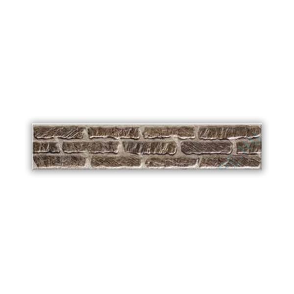 Սալիկ պատի 10x50 DELFOS MARRON