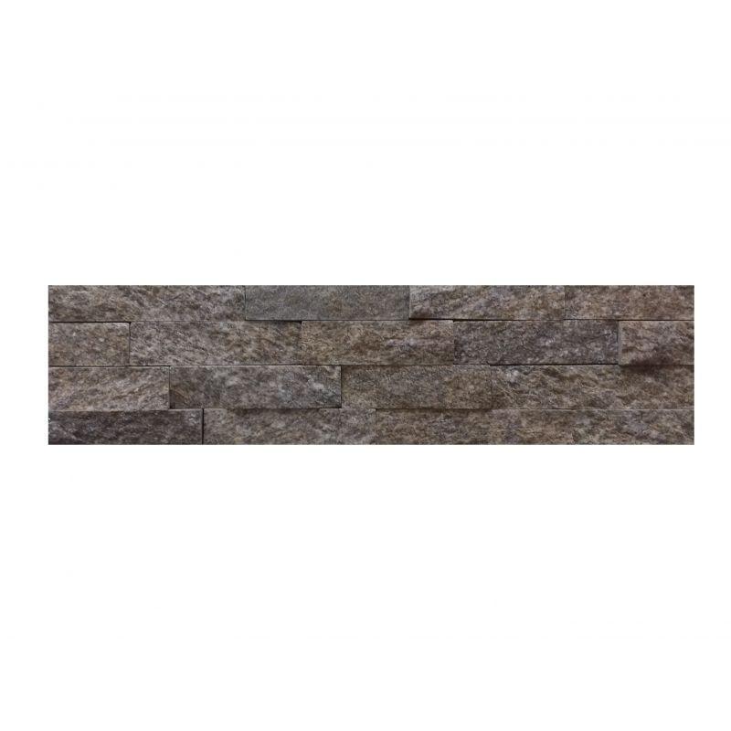 Թերթաքարից սալիկներ պատի 60x15x1.2-1.5 սմ S-056A