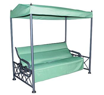 Նստարան ճոճվող  SW01 Delux Patio Chair բաց կանաչ